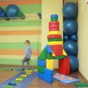 Танцы и гимнастика для детей Спортивная метро