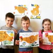 Кружки рисования Минск