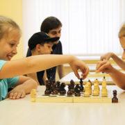 Шахматы Фрунзенский район